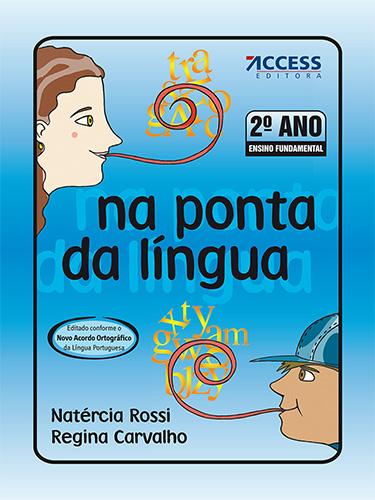 Livro Didático Na Ponta da Língua