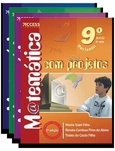 Matemática - Matemática com Projetos (6º ao 9º Ano)