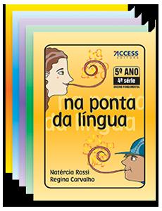 Português - Na Ponta da Língua (1º ao 5º Ano)