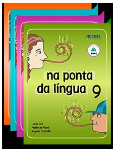 Português - Na Ponta da Língua (6º ao 9º Ano)
